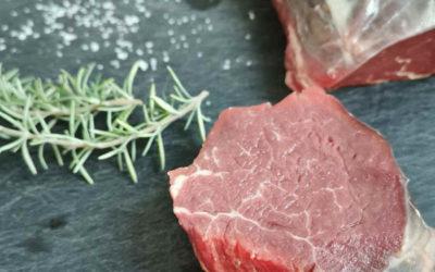 Biofleisch vom Weiderind