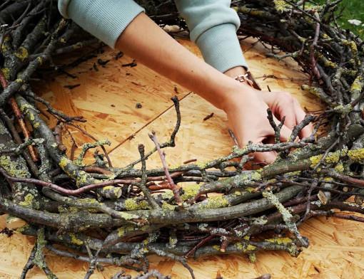 Workshop: Äste und Zweige