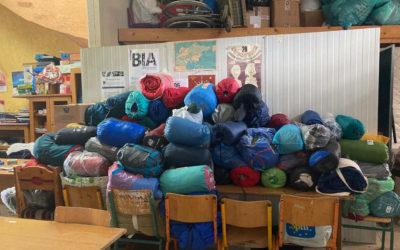 Unser Draht ins Flüchtlingslager Samos (Teil 1)