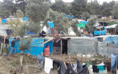 Unser Draht ins Flüchtlingslager nach Samos (Teil 2)